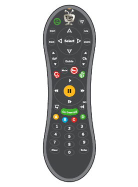 Suddenlink Remotes | Help Desk