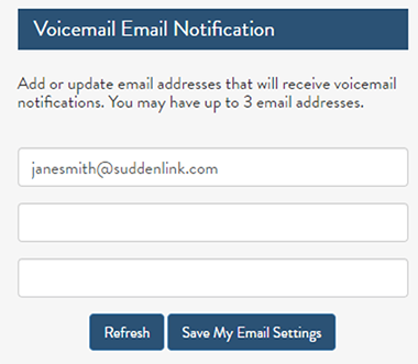 access listen to voicemail help desk